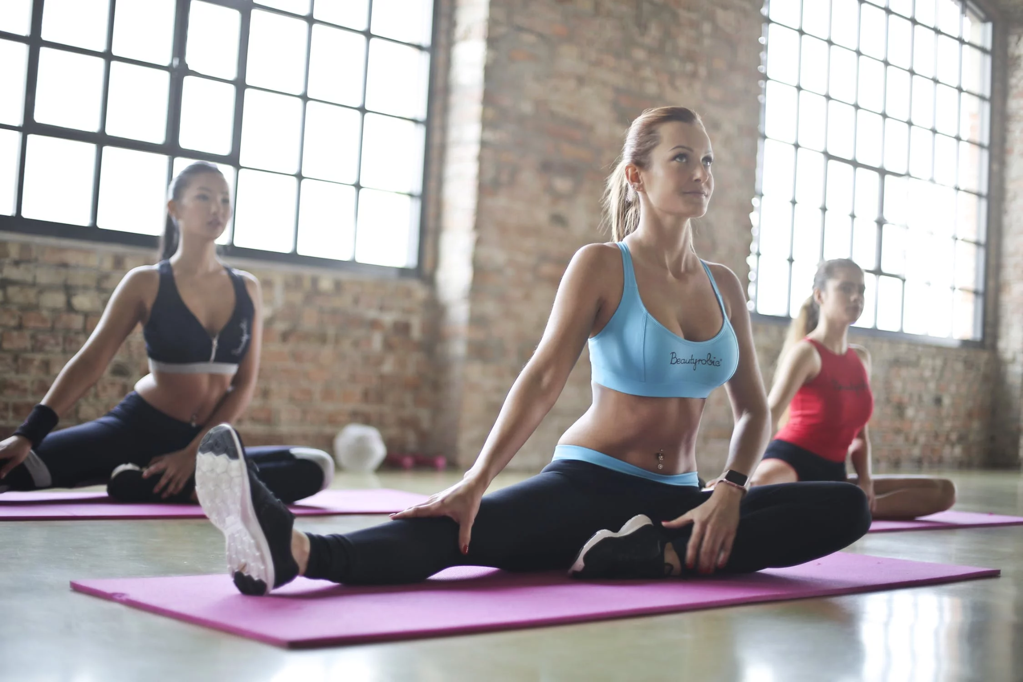 A balanced lifestyle equals overall wellness
